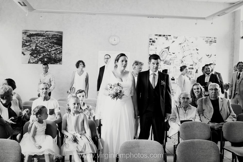 Virginie M. Photos - photographe Nord - mariage - Mairie (1)