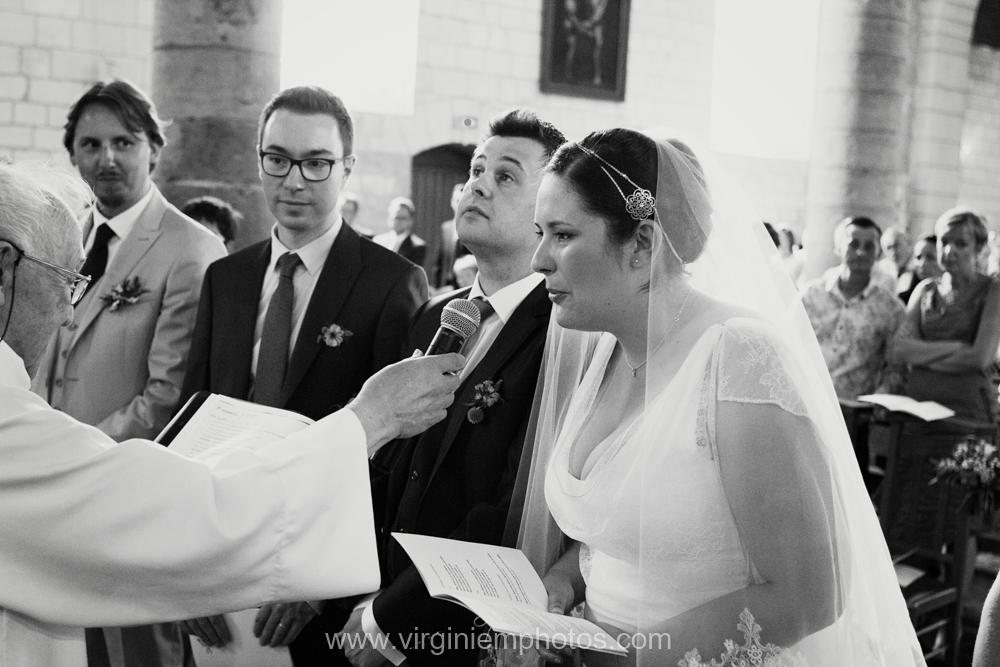 Virginie M. Photos - photographe nord - mariage - Eglise (13)
