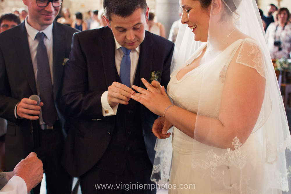 Virginie M. Photos - photographe nord - mariage - Eglise (14)