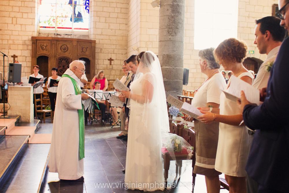Virginie M. Photos - photographe nord - mariage - Eglise (15)