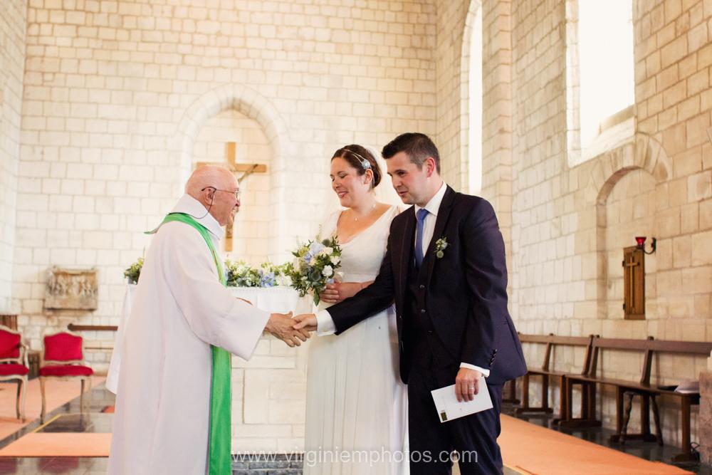 Virginie M. Photos - photographe nord - mariage - Eglise (16)