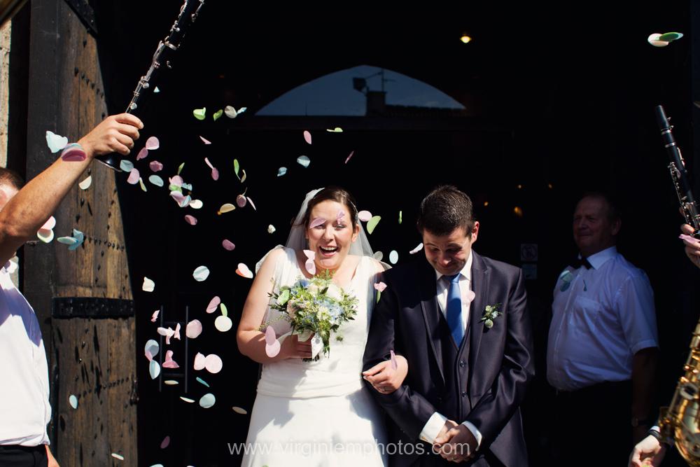 Virginie M. Photos - photographe nord - mariage - Eglise (19)