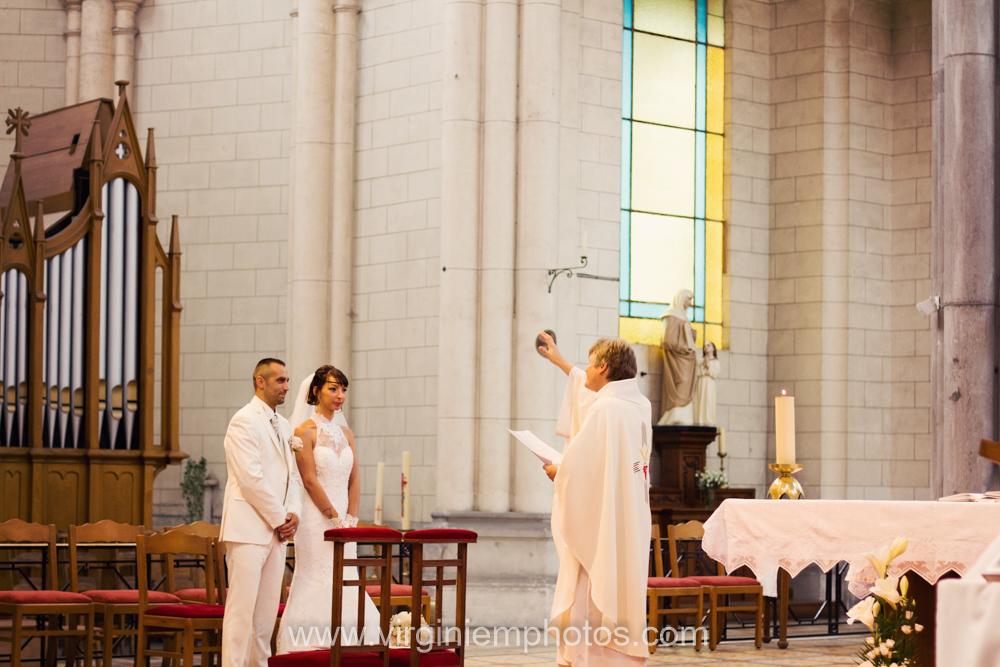 Virginie M. Photos - photographe nord - mariage - Eglise (22)