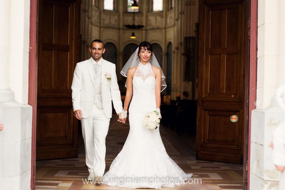 Virginie M. Photos - photographe nord - mariage - Eglise (27)