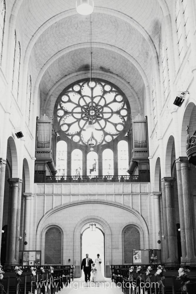 Virginie M. Photos - photographe nord - mariage - Eglise (3)
