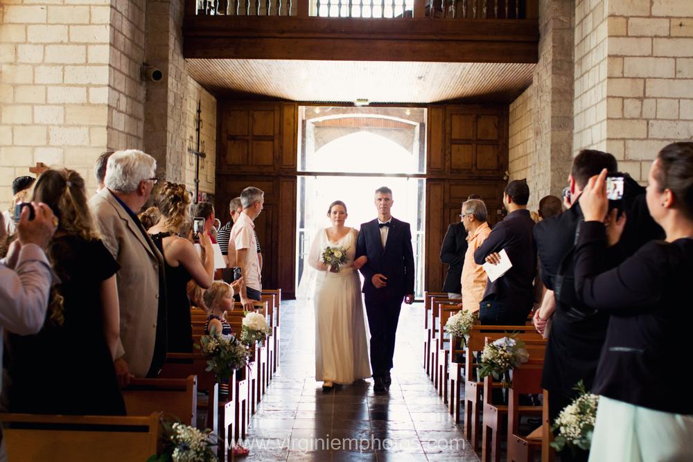 Virginie M. Photos - photographe nord - mariage - Eglise (4)