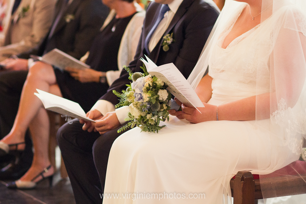 Virginie M. Photos - photographe nord - mariage - Eglise (9)