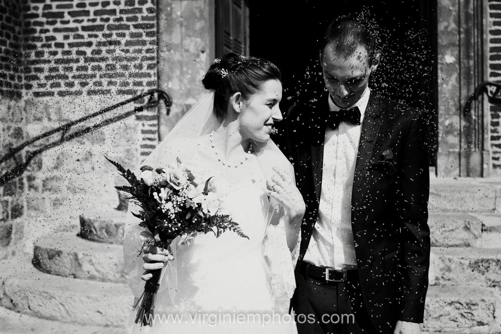 Virginie M. Photos - photographe Nord - Mariage - Eglise (26)