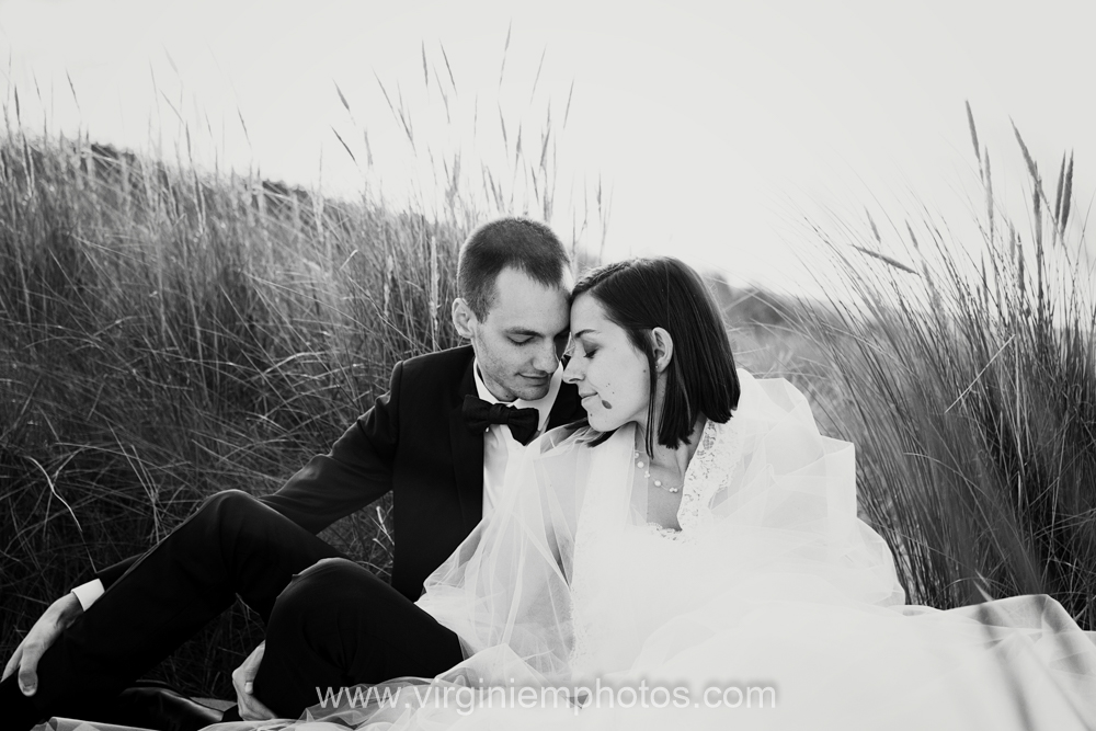 Virginie M. Photos - Photographe Nord - Mariage - Day after - Plage (12)