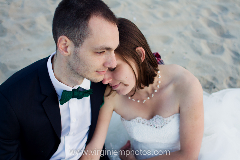 Virginie M. Photos - Photographe Nord - Mariage - Day after - Plage (30)