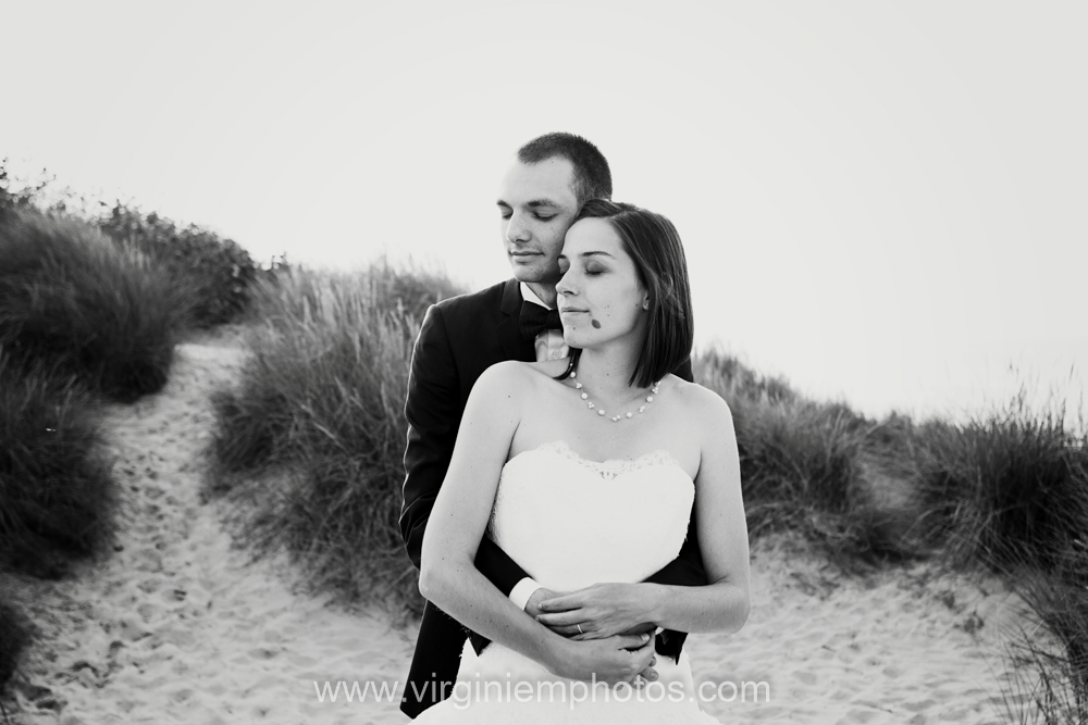 Virginie M. Photos - Photographe Nord - Mariage - Day after - Plage (9)