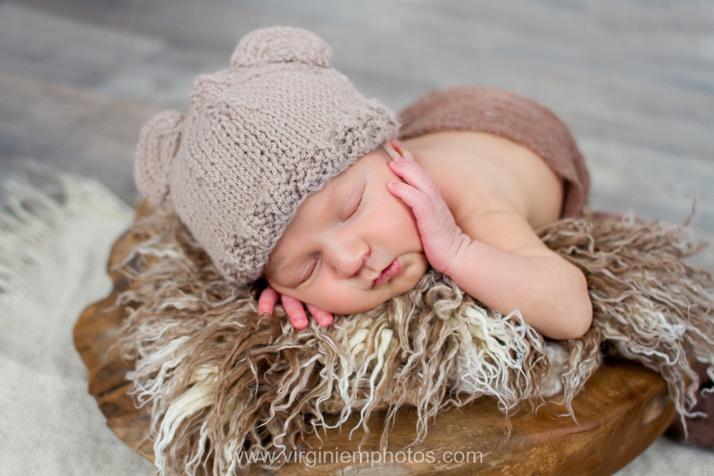 Virginie M. Photos - photographe Nord - naissance - nouveau né - bébé - studio - Croix (5)