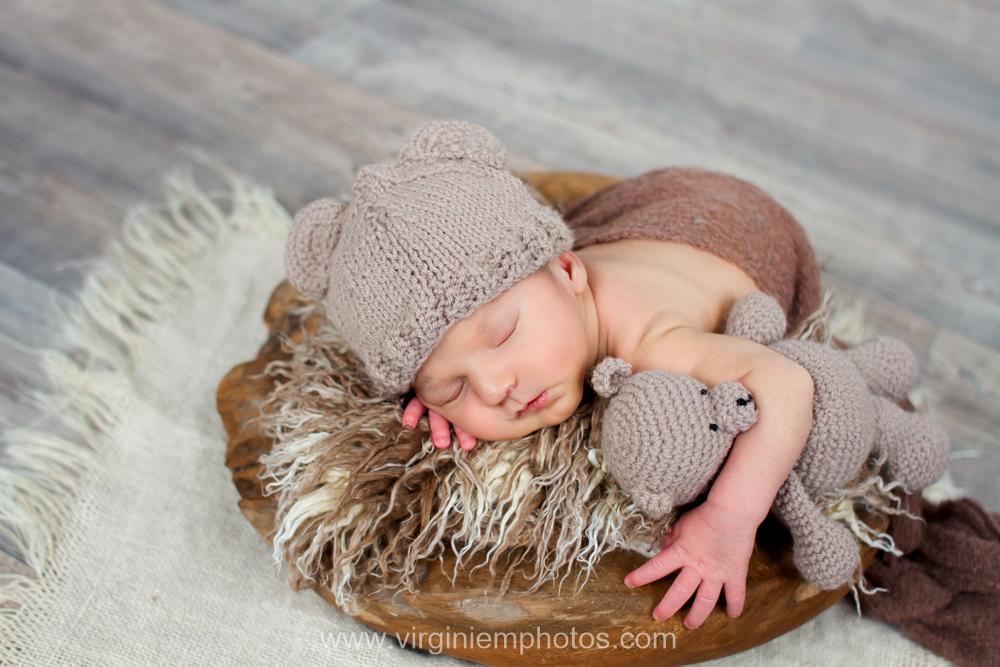 Virginie M. Photos - photographe Nord - naissance - nouveau né - bébé - studio - Croix (6)