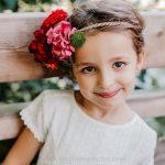 Séance extérieur Rose – Virginie M. Photos – Photographe Nord