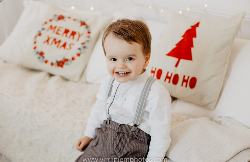 Séances Noël 2018 – Virginie M. Photos – Photographe Nord