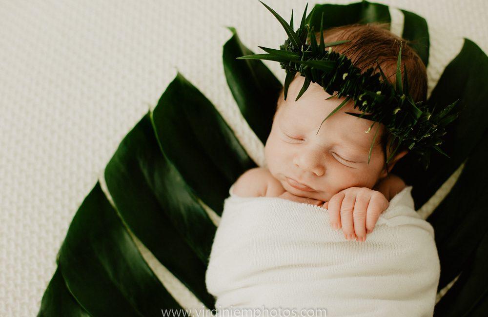 Séance naissance Marius – Virginie M. Photos – Photographe bébé Nord