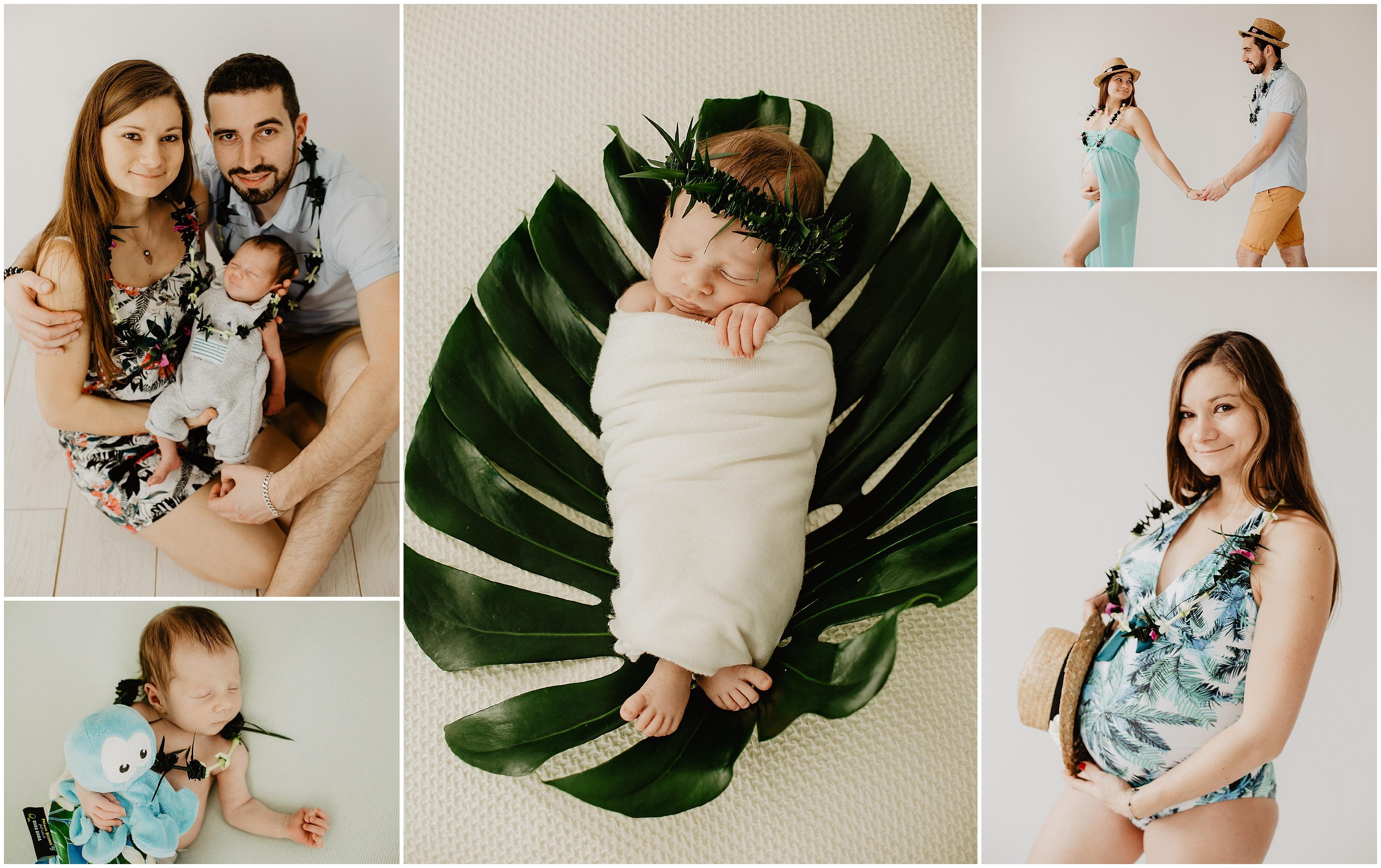 Virginie M. Photos- photographe naissance nord-photographe grossesse nord-Lille-bébé-maternité