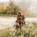 Séance grossesse en forêt – Virginie M. Photos – Photographe Nord