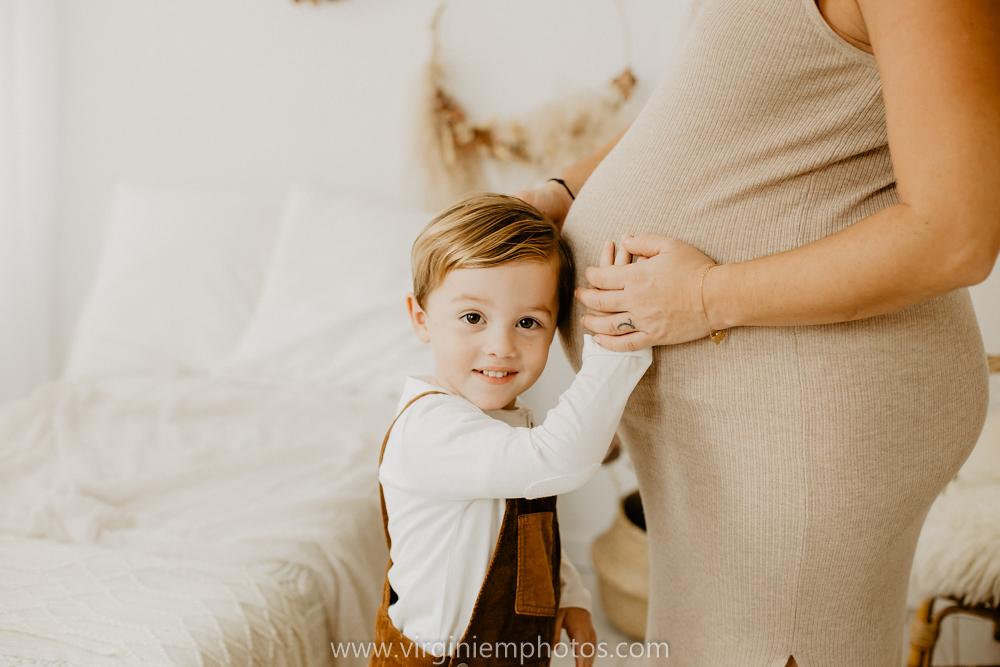 Virginie M. Photos-séance grossesse-jumeaux-maternité-photos-studio-Lille-Hauts de France (2)