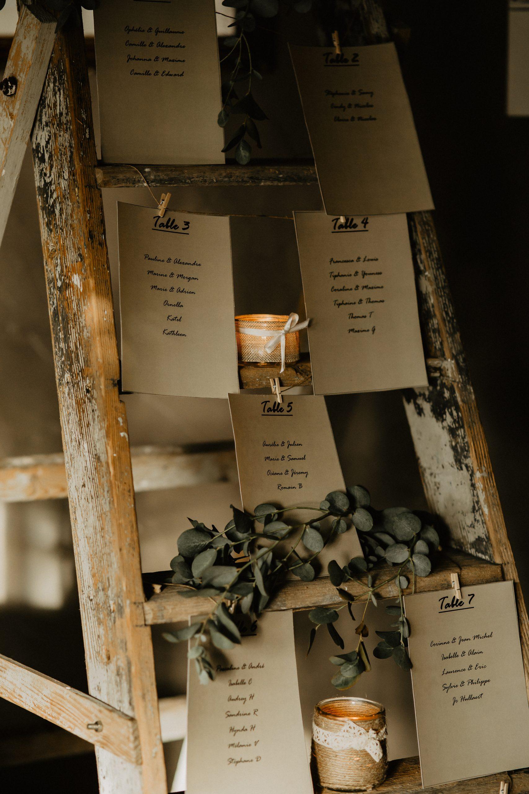 Virginie M. Photos-mariage-Nord-photographe Lille-décoration-plan de table-marié